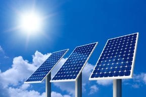 LEGISLATIVE UPDATE REGARDING SOLAR PANELS: